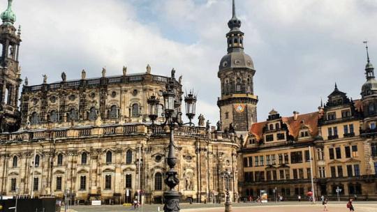 Дрезден из Праги - фото 9