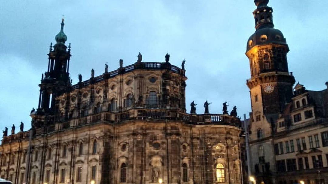 Дрезден из Праги - фото 10