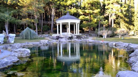Парк «Айвазовский» в Партените и Ялта - фото 2
