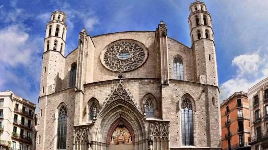 Экскурсия по старой Барселоне
