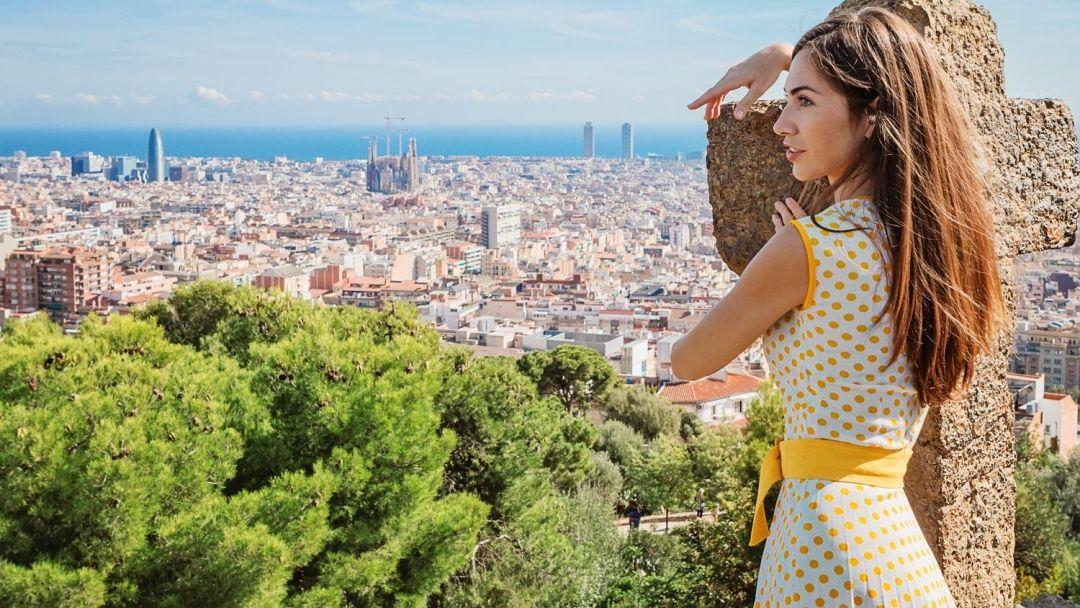 Экскурсия Пешеходная фотопрогулка по готической Барселоне