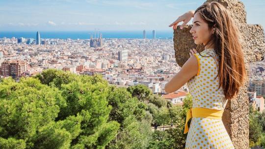 Экскурсия Пешеходная фотопрогулка по готической Барселоне по Барселоне