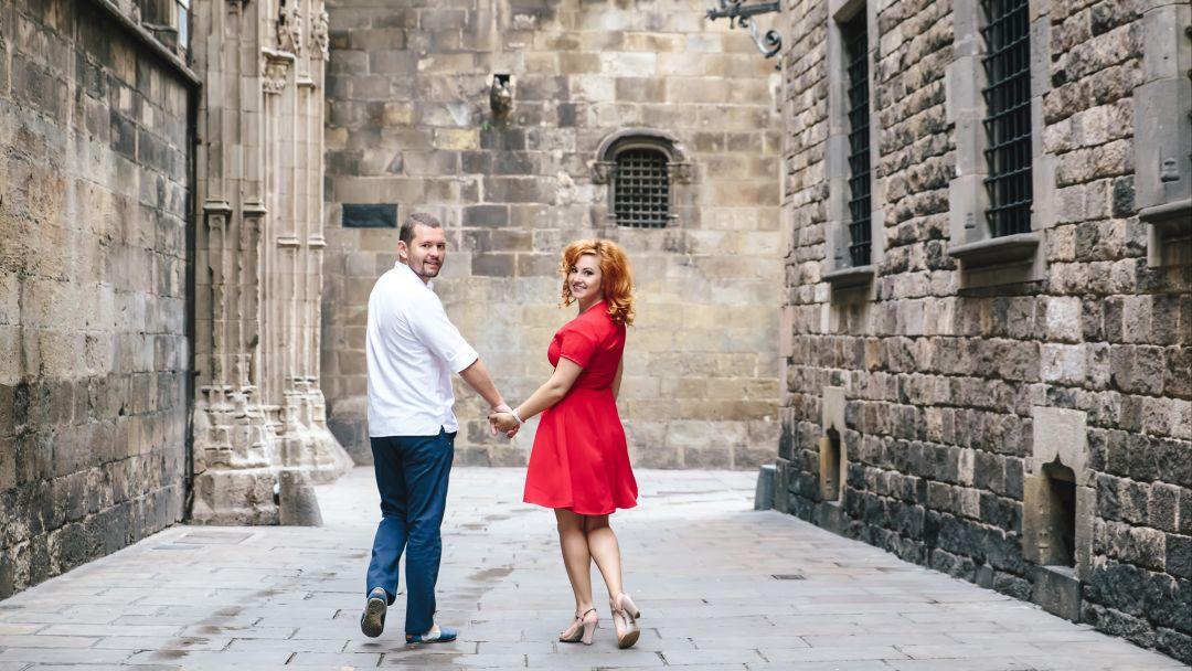Пешеходная фотопрогулка по готической Барселоне - фото 1