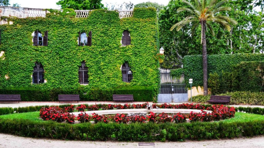Панорамная Барселона и парк-лабиринт Horta - фото 2