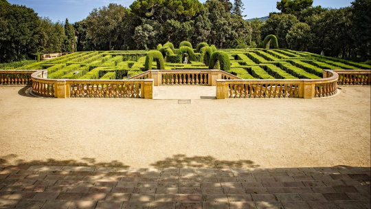 Панорамная Барселона и парк-лабиринт Horta - фото 4