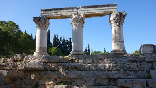 Древний Коринф и Монастырь св. Потапия - фото 2