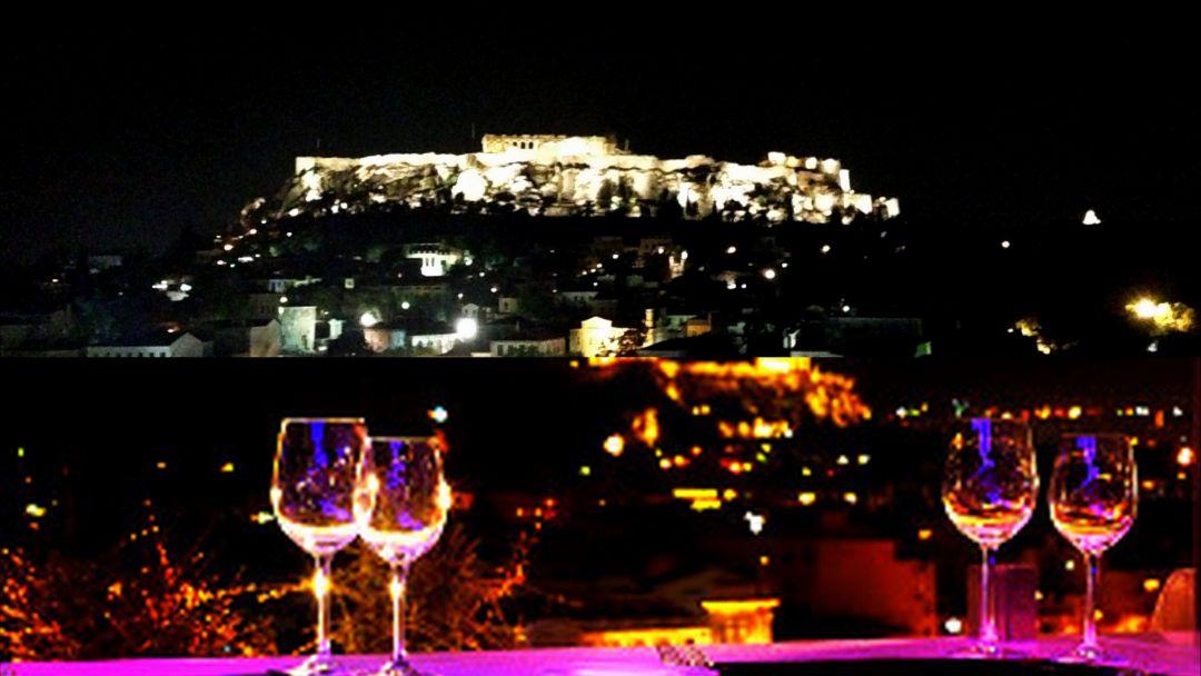 Ночные Афины — греческий колорит - фото 3