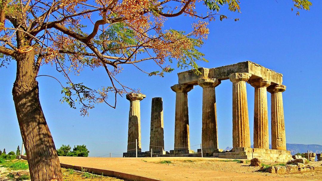 Экскурсия Античная Олимпия