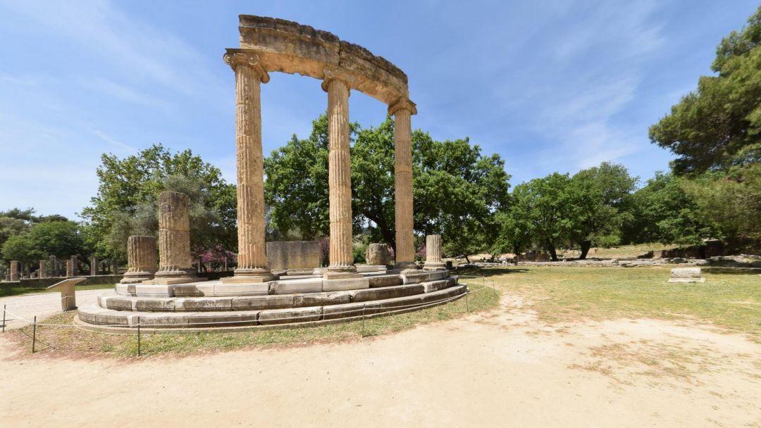 Античная Олимпия - фото 4
