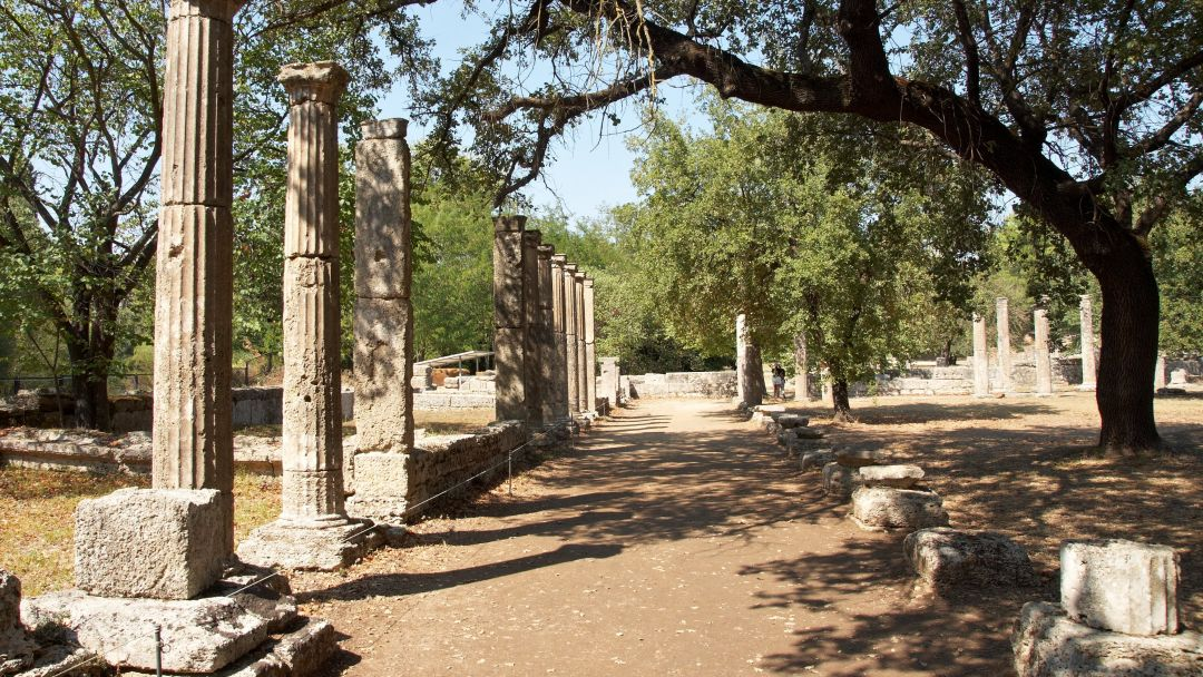Античная Олимпия - фото 5
