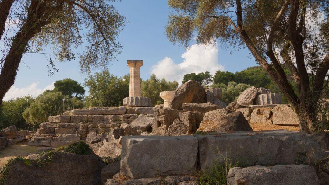 Античная Олимпия - фото 6