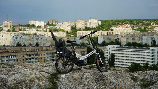 Экскурсия Вело-экскурсия на электровелосипеде по Старому Севастопольскому Шоссе по Севастополю