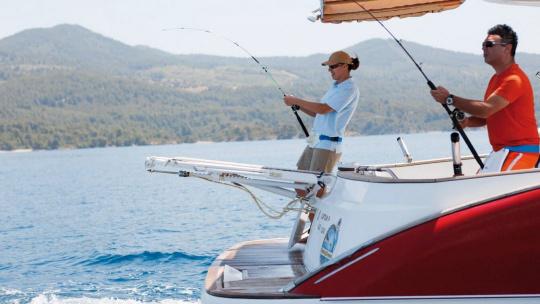 Экскурсия Рыбалка в Греции по Афинам