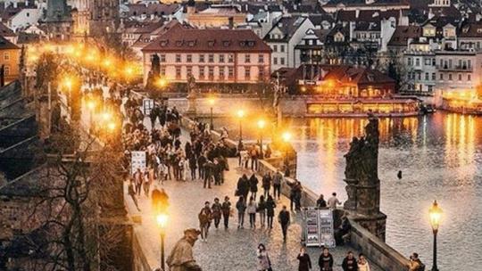 Авто-пешеходная экскурсия по Праге  - фото 2