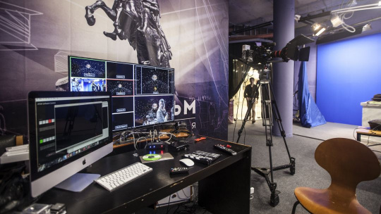 Экскурсия в студию Ленфильма в Санкт-Петербурге