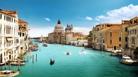 Экскурсия На катере по Гран Каналу по Венеции