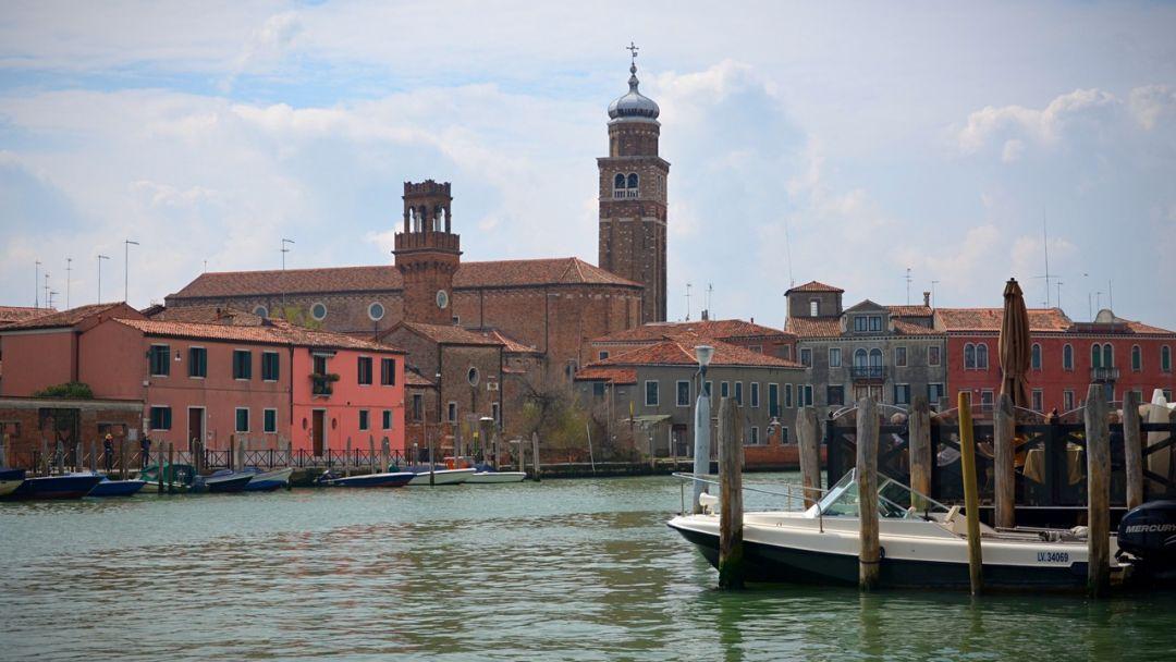 Острова венецианской лагуны - фото 7