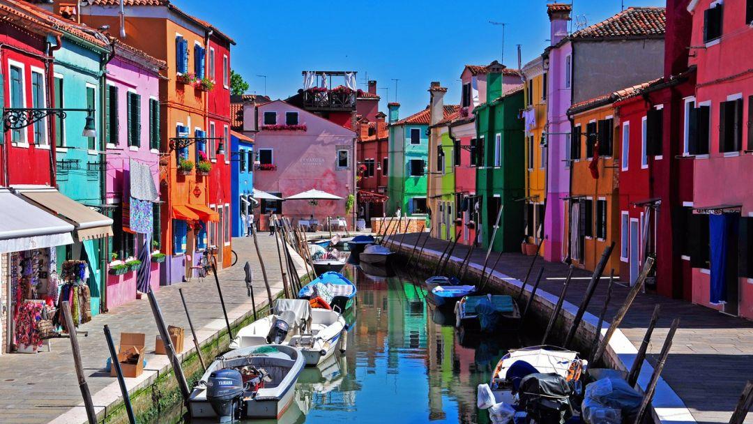 Острова венецианской лагуны - фото 10