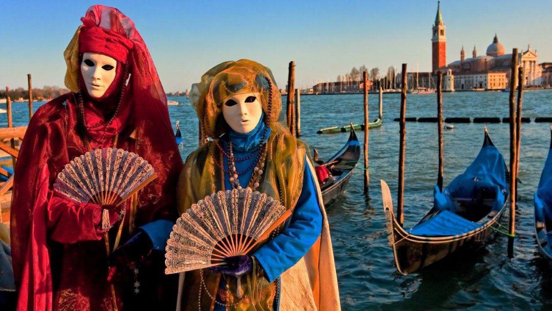 Фото-сессия в Венеции - фото 3