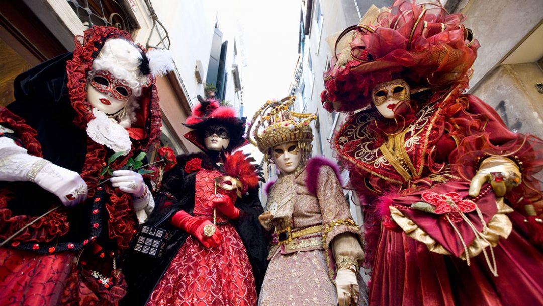 Фото-сессия в Венеции - фото 4