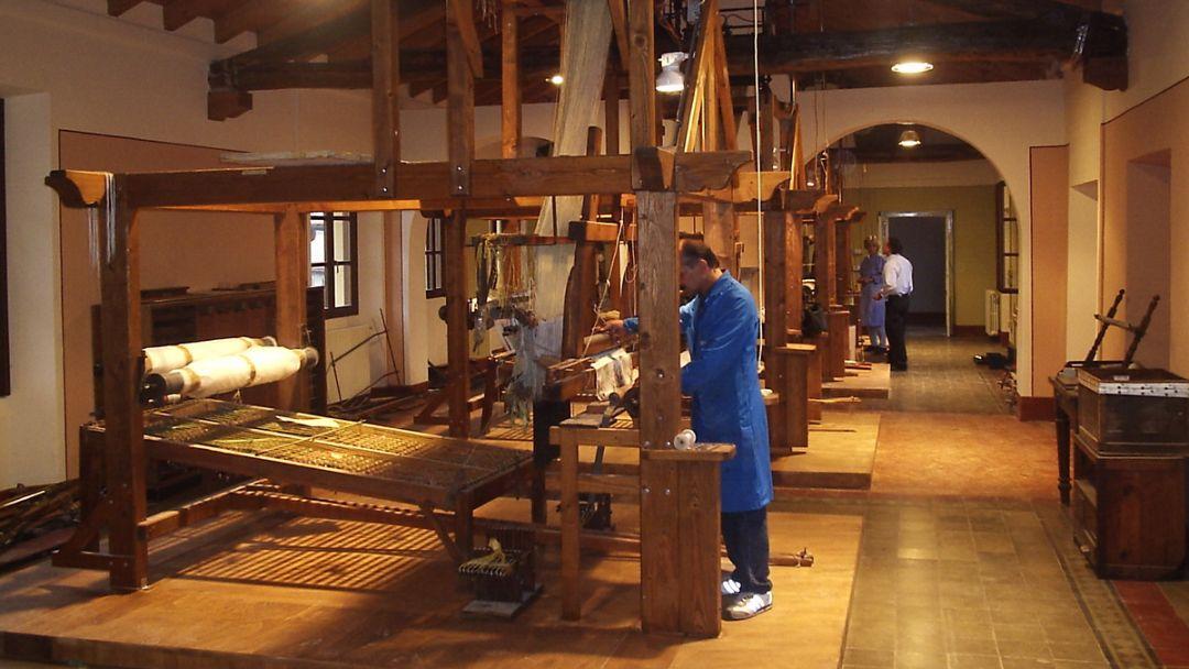 Экскурсия Ремесленное ткацкое производство