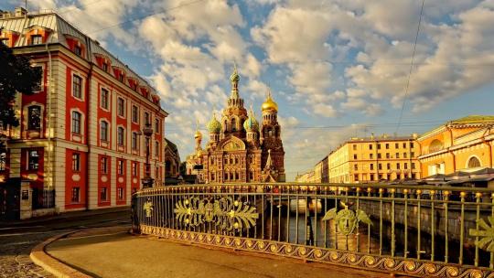 Экскурсия Классическая обзорная в Санкт-Петербурге