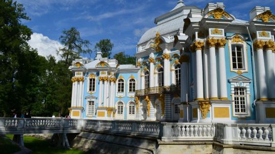 Пушкин с посещением Янтарной комнаты - фото 2