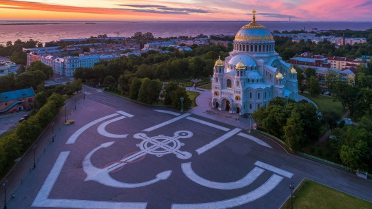Экскурсия Ораниенбаум и Кронштадт в Санкт-Петербурге