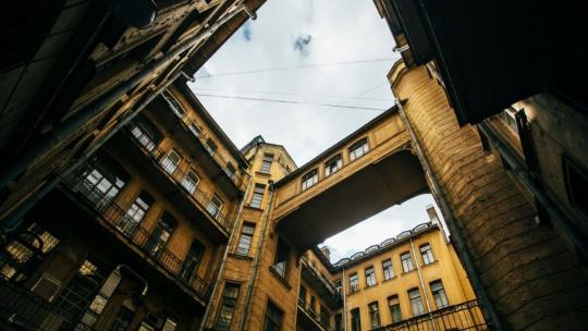 Экскурсия Необычное Путешествие в Санкт-Петербурге