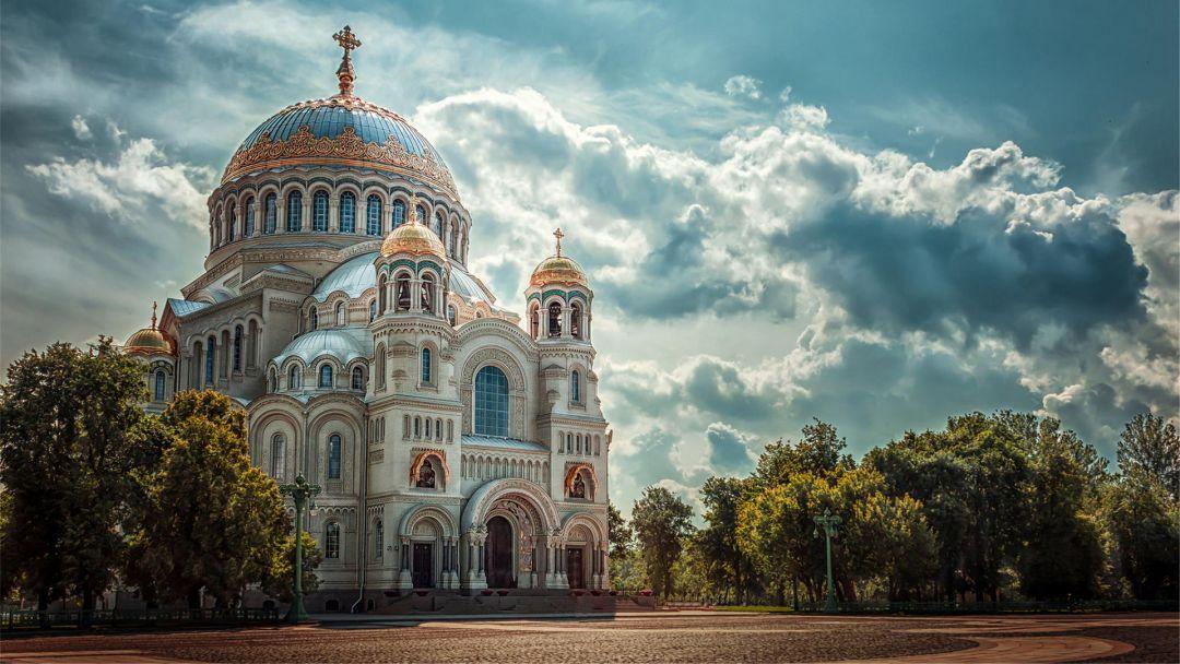 Кронштадт обзорная экскурсия с посещением Морского собора в Санкт-Петербурге