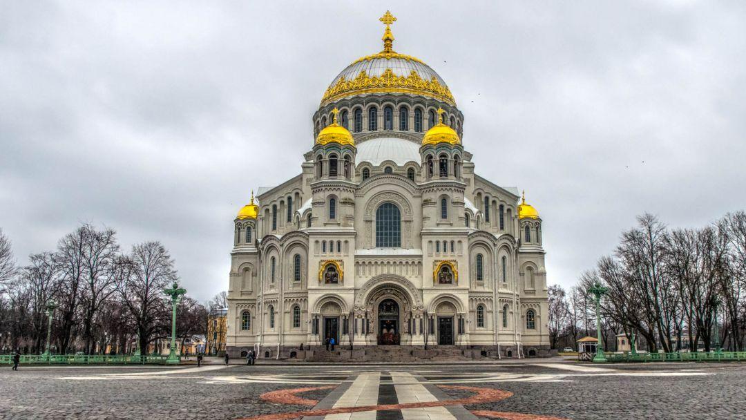 Кронштадт обзорная экскурсия с посещением Морского собора - фото 3