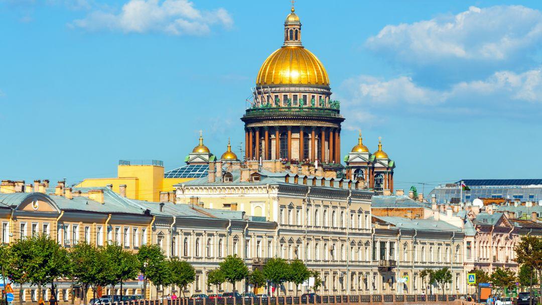 Большая обзорная экскурсия по Санкт-Петербургу и Петропавловской крепости - фото 1