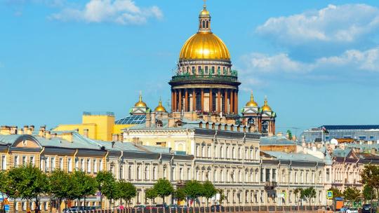Экскурсия Большая обзорная экскурсия по Санкт-Петербургу и Петропавловской крепости в Санкт-Петербурге
