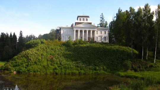 Экскурсия Дворянские усадьбы в Санкт-Петербурге