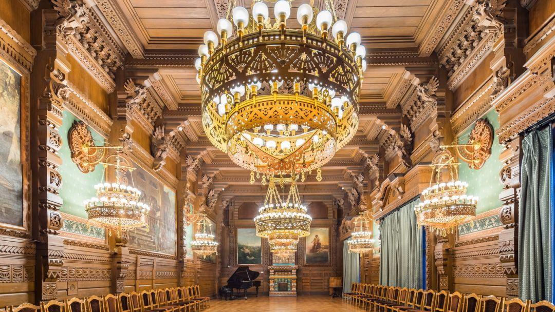 Владимирский дворец - фото 1