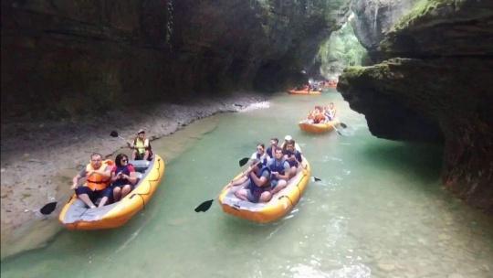 Каньоны и пещера Прометея - фото 2