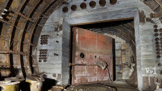 Посещение бомбоубежища и смотровой башни - фото 2