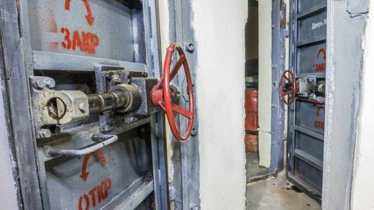 Посещение бомбоубежища и смотровой башни - фото 3