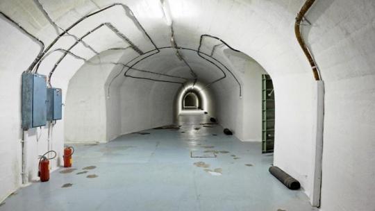 Посещение бомбоубежища и смотровой башни - фото 4
