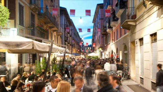 Мозаика Миланских кварталов - фото 3
