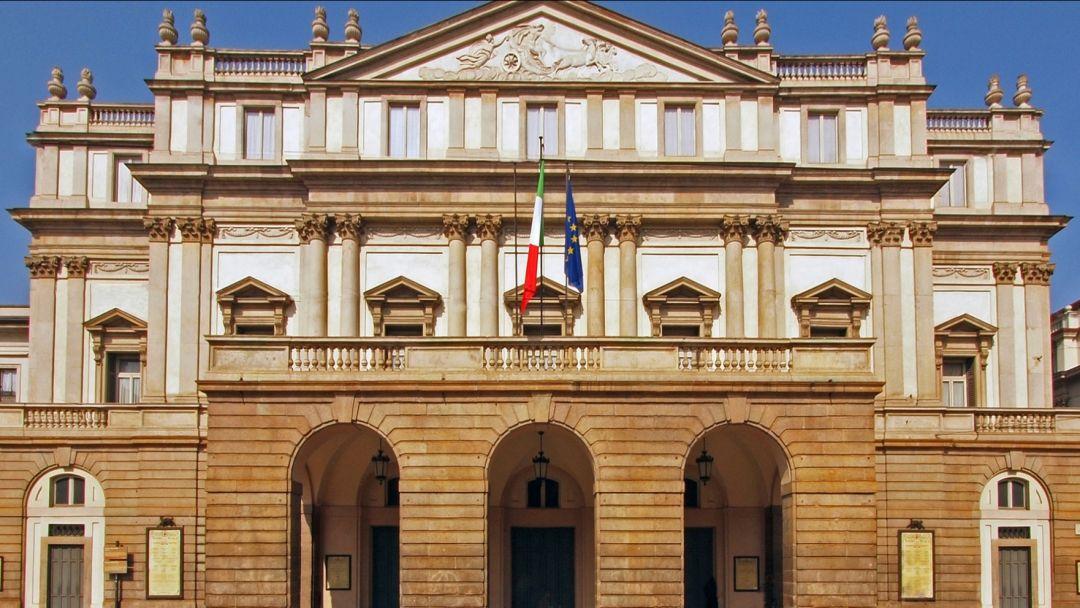 Театр Ла Скала - фото 1