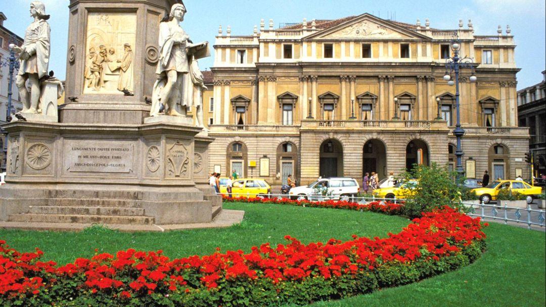 Театр Ла Скала - фото 3
