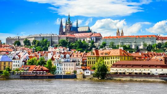 Экскурсия Сити Тур по Праге (автобусно-пешеходная экскурсия) по Праге
