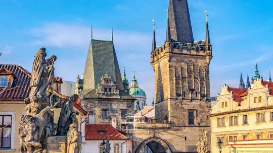 Сити Тур по Праге (автобусно-пешеходная экскурсия) - фото 2