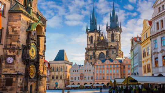Сити Тур по Праге (автобусно-пешеходная экскурсия) - фото 3