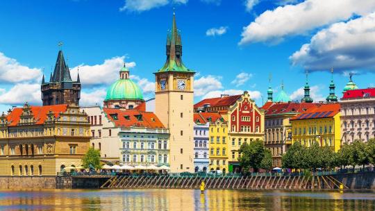 Экскурсия Прага: все включено по Праге