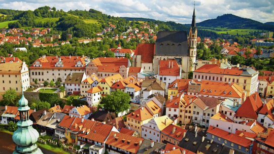 Экскурсия Чешский Крумлов и Глубока над Влтавой по Праге