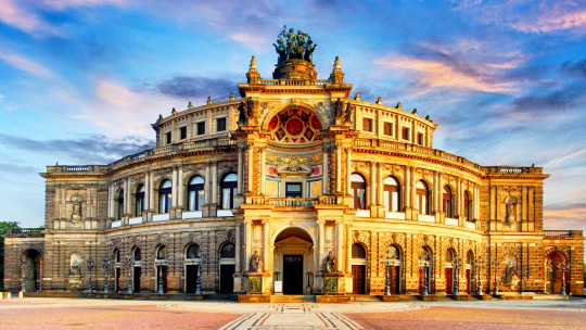 Экскурсия Экскурсия в Дрезден