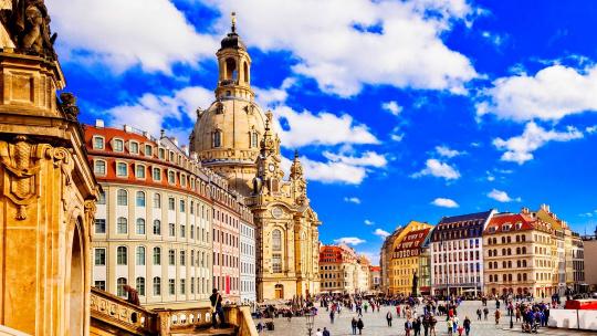 Экскурсия в Дрезден - фото 3