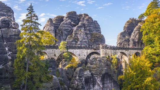 Саксонская Швейцария из Праги - фото 2